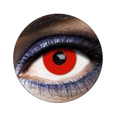 "Lentilles ""Red Out"" - 1 an (sans correction)"