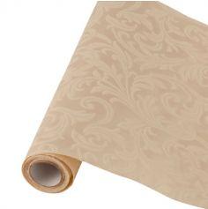 nappe-relief-ivoire-mariage | jourdefete.com
