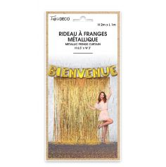 rideau-franges-metallique-decoration | jourdefete.com