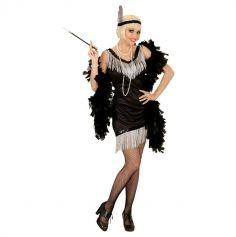 Robe Charleston pour femme - Taille au choix