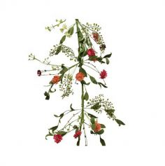 guirlande-fleurs-mariage | jourdefete.com