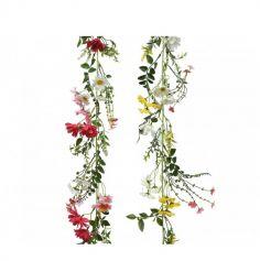 guirlande -fleurs-mariage | jourdefete.com