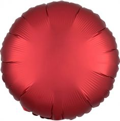 ballon-helium-rouge-mat-satin | jourdefete.com