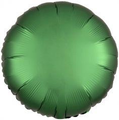 ballon-rond-helium-saint-patrick-vert-mat | jourdefete.com
