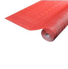 Rouleau de Nappe en papier Damassé - 6 mètres - Couleur au Choix