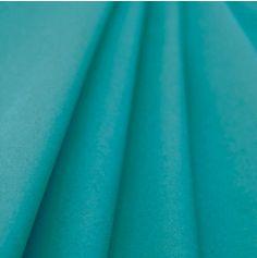 Rouleau de nappe en voie seche - Bleu turquoise - 25m | jourdefete.com