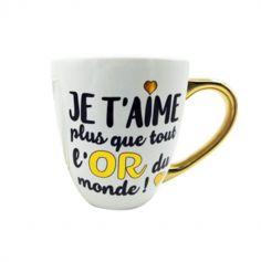 mug-cadeau-or-tasse | jourdefete.com