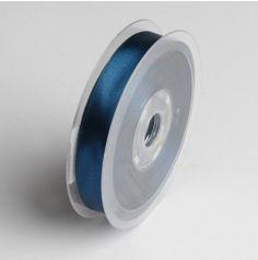 Ruban satin 15mm – Bleu marine