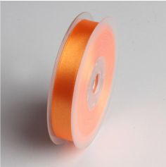 Ruban satin 15mm – Orange