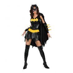 Déguisement Femme Batgirl de Luxe