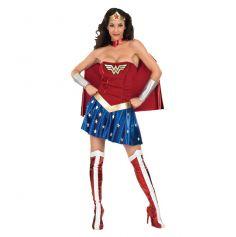Déguisement Femme Wonder Woman de Luxe