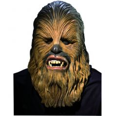 Masque Chewbacca Star Wars Luxe