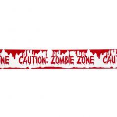 Ruban Balisage Décoratif - Zombie Zone