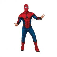 Déguisement Spiderman Homecoming Homme - Taille au Choix