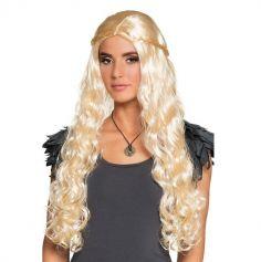 Perruque Femme Blonde Daenerys