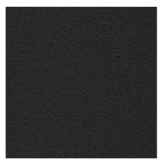 50 serviettes micro-gaufrees sans lisiere - Noir | jourdefete.com
