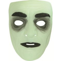 Masque d'Halloween Phosphorescent Homme