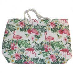 sac-plage-flamants-roses-tropiques | jourdefete.com