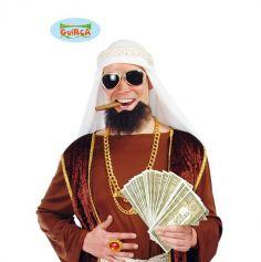 Sachet de 75 faux billets - Dollars