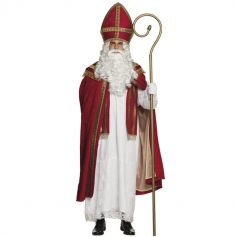 déguisement de saint nicolas pour adulte | jourdefete.com