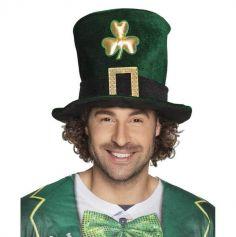 Chapeau haut de forme pour adulte - Saint Patrick