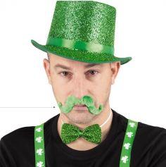 moustache-vert-saint-patrick | jourdefete.com
