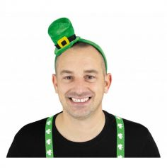 Serre-Tête chapeau Saint Patrick