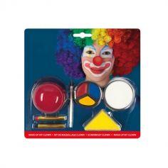 Kit de Maquillage pour Clown