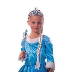Set complet de princesse des glaces