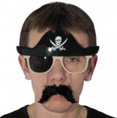 Lunettes Pirate avec Moustache pour enfant