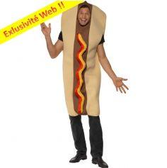 Déguisement Hot Dog Homme