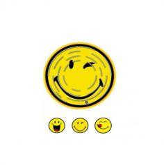 Jeu de Patience Collection Smiley - 5 cm - Modèle Aléatoire