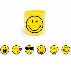 Ressort Collection Smiley - 6 cm - Modèle Aléatoire