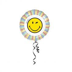 ballon-smiley-world-anniversaire|jourdefete.com