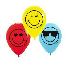 ballons-smiley-anniversaire-latex|jourdefete.com