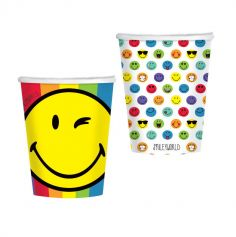gobelets-smiley-emoticones-25cl|jourdefete.com