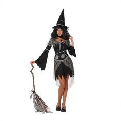 Vilaine sorcière adulte - Taille au choix