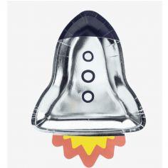 assiettes-fusee-space-astronaute|jourdefete.com
