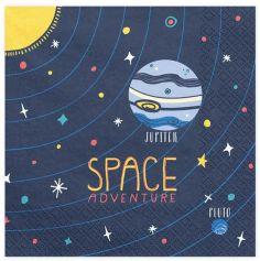 serviettes-papier-astronaute-space-anniversaire|jourdefete.com