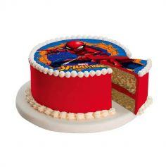 Disque en Azyme Spiderman™ - 20 cm