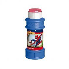 bulles de savon avec jeu de patience 175 ml spiderman  jourdefete.com