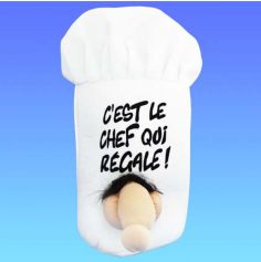 Toque du Chef Zizi