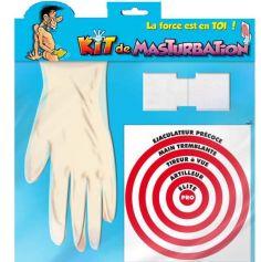 Kit complet de la masturbation