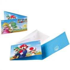 super-mario-party-invitation | jourdefete.com
