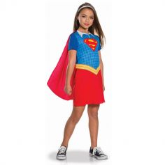 supergirl-superman-dc-deguisement-costume-fille | jourdefete.com