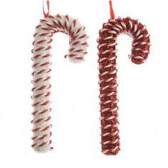 sucre-dorge-mousse-suspension-decoration-sapin-noel | jourdefete.com