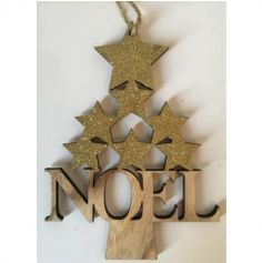 decoration-noel-bois-or-nature | jourdefete.com