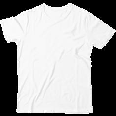 T-shirt blanc pour enfant - Taille au Choix