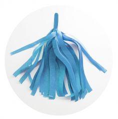 Guirlande 5 tassels - bleu ciel