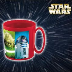Mug Plastique Star Wars® - Rouge
